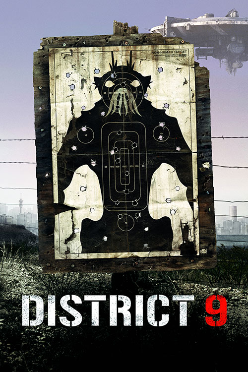 District 9 Cover Image