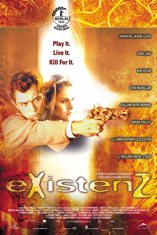 eXistenZ Cover Image
