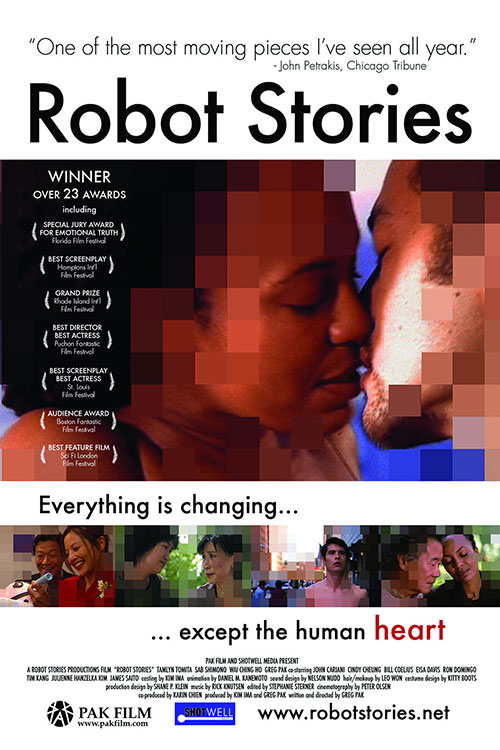 Robot Stories Cover Image