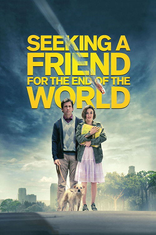 Seeking a Friend for the End of the World Cover Image