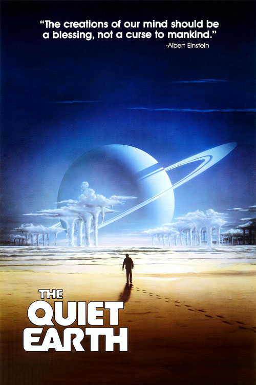 The Quiet Earth Cover Image