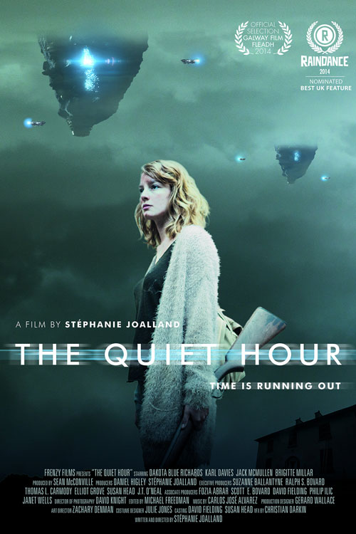 The Quiet Hour Cover Image