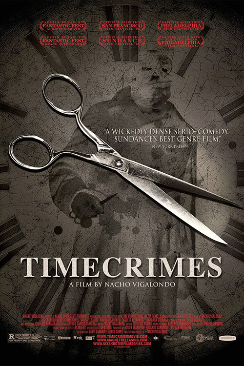 Timecrimes Cover Image